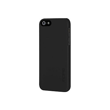 Incipio® Feather Ultra Thin Snap-On Case For iPhone 5, Obsidian Black