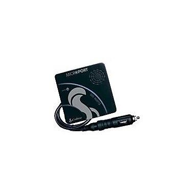 Cobra® 150 W Power Inverter, 12 VDC Input, 115 VAC Output, 1 Outlet