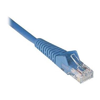 Tripp Lite N201-003-BL 3' RJ-45 CAT-6 Patch Cable, Blue