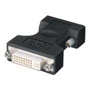 Black Box® DVI-I Female to VGA HD15 Male Adapter