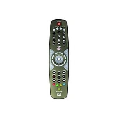 Audiovox® OARN04S 4-Device Universal Remote Control