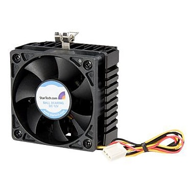 StarTech.com® FAN370PRO CPU Cooler Fan With Heatsink and TX3 connector