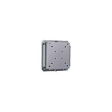 Peerless SF630S Universal Flat Wall Mount, Silver