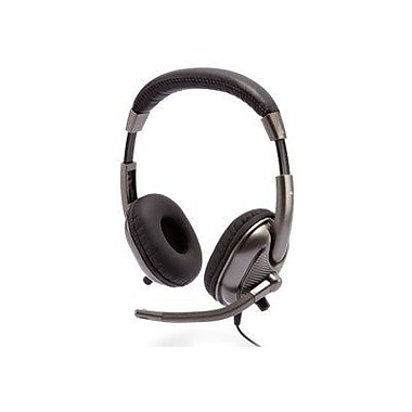 Cyber Acoustics AC-8000 Kid Size Headset With Boom Microphone