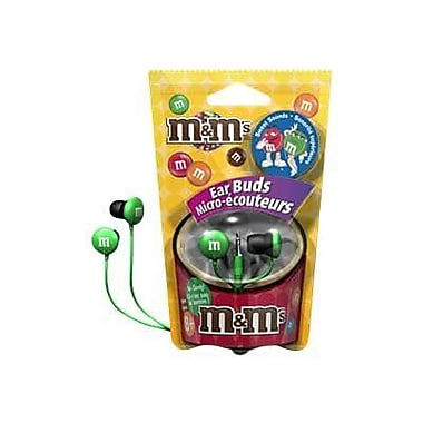 Maxell® MMEB Earphone, Green