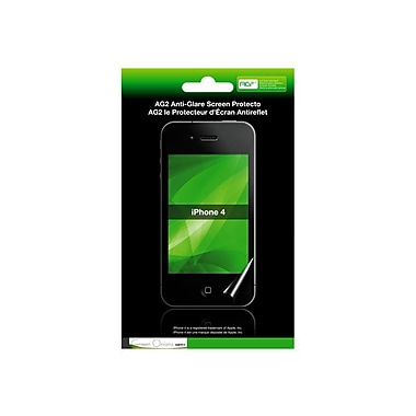 Green Onions Supply® RT-SPIP402 AG2 Anti Glare Screen Protector F/iPhone 4S and iPhone 4