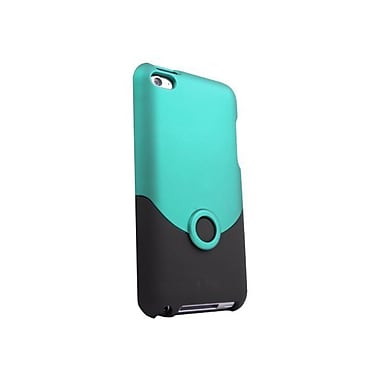 Zagg® ifrogz Luxe Original Case For Apple iPod Touch 4th Gen, Teal/Black