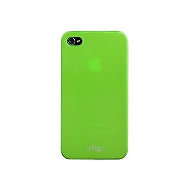 Zagg® ifrogz® Ultra Lean Case For Apple iPhone 4/4s, Green