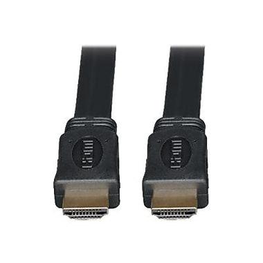 Tripp Lite P568-010-FL 10' HDMI Cable, Black