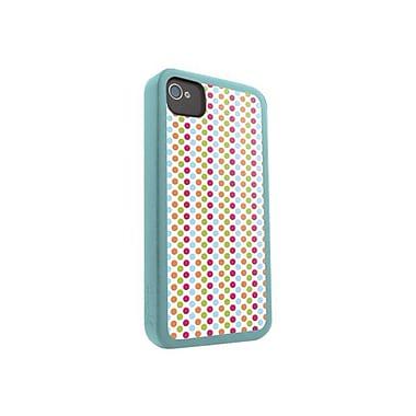 Zagg® ifrogz Mix Case For Apple iPhone 5, Polka Dot