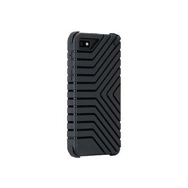 Puregear® GripTek Impact Protection Case For BlackBerry Z10, Black