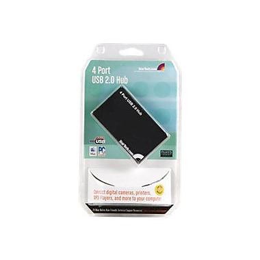 Startech.com® 4 Port USB 2.0 Hub, Black