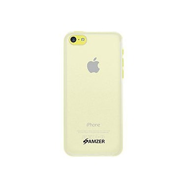 Amzer® Pudding TPU Case For iPhone 5C, Clear