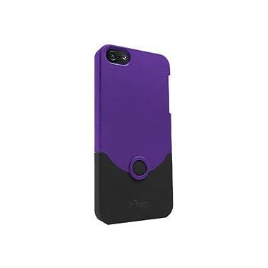 Zagg® ifrogz Luxe Original Case For Apple iPhone 5, Purple