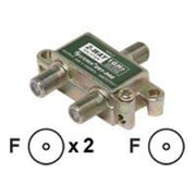 STEREN® 201-202 2-Way RF-Splitter