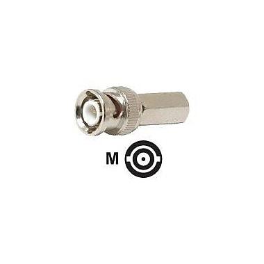STEREN® RG6 Twist On BNC Plug