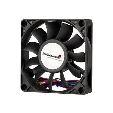 Startech.com® FAN7X15TX3 Ball Bearing Computer Case Fan With TX3 Connector, 3500 RPM