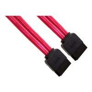"4XEM™ 24"" SATA 3.0 Serial ATA Cable, Red"