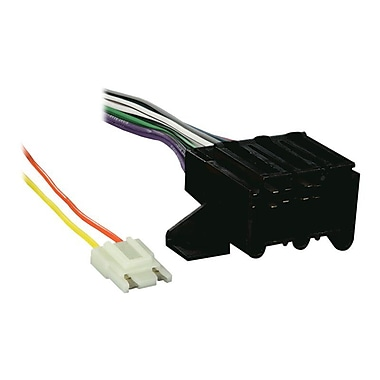 Metra™ 70-1677-1 Wiring Harness For 73-93 GM/Chevrolet Vehicles