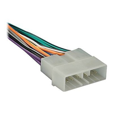 Metra™ 70-1002 Wiring Harness For 89-96 Jeep Eagle Vehicles