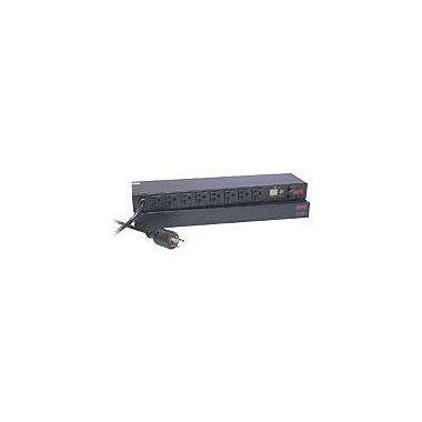 APC® AP7901 Switched Power Distribution Unit, NEMA L5-20P