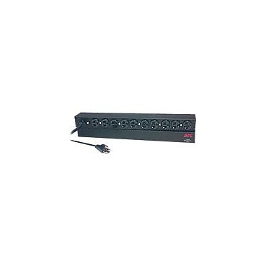 APC® AP9563 Basic Power Distribution Unit, NEMA 5-20P