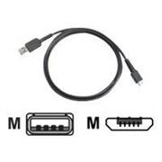 "MOTOROLA USB Sync Cable, 6""(L) x 5.6""(W) x 0.6""(H)"