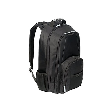 Targus® CVR617 Groove Backpack For 17in. Laptops, Black