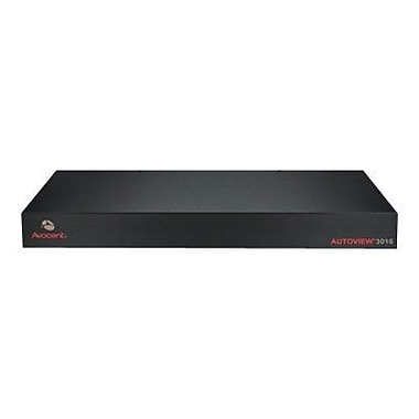 Avocent® AutoView™ AV3016-001 Digital KVM Switch, 16 Ports