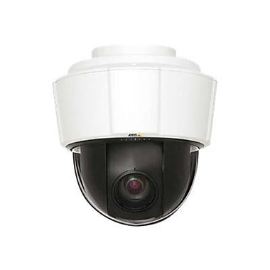 AXIS® P5534 1/3 in CCD Indoor Automatic Day/Night Series P55 PTZ Dome Network Camera