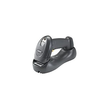 MOTOROLA Barcode Scanner, Black, 655 nm Twilight, 5 mil Resolution