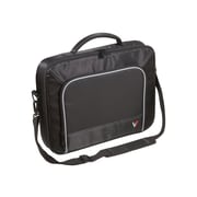 V7® CCP1-9N 16 Professional Laptop Case, Black/Grey