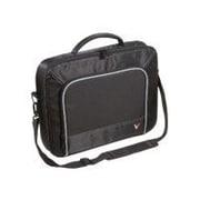 V7® CCP4-9N 13 Professional Laptop Case, Black/Grey