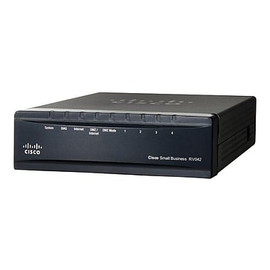 CISCO™ RV042 1 x RJ-45 10/100 Base TX WAN VPN Router