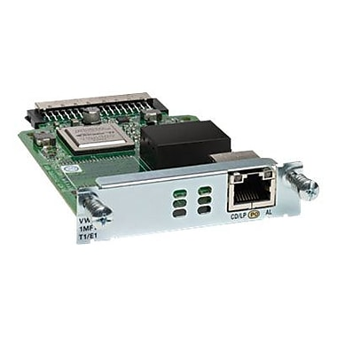 Cisco™ VWIC3-1MFT-T1/E1 1 Port 3rd GEN Multiflex Trunk Voice Intf Card For Cisco router 1900, 2900