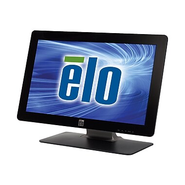 ELO 2201L Black 1920 x 1080 Desktop 1000:1 22in. Active Matrix TFT LCD Touchscreen Monitor