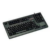 CHERRY® Black 104 Keys USB 2.0 G80-11900 Compact Keyboard