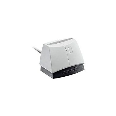 CHERRY® ST-1044UB Black Housing Bottom Light Gray Housing Top Desktop Smart Card Reader