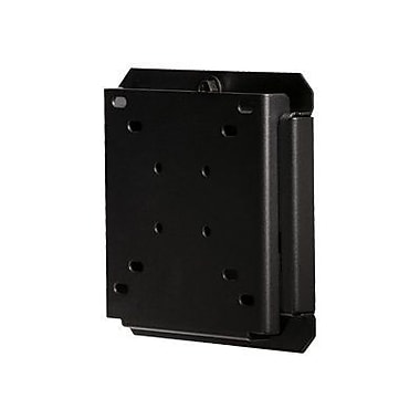Peerless®-AV™ SmartAmount® SF630 Universal Wall Mount, Up To 80 lbs., Black