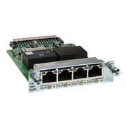 Cisco™ VWIC3-4MFT-T1/E1= Multiflex Trunk Voice/WAN Interface Card