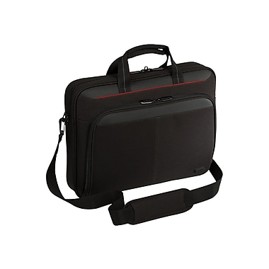 Targus® Classic TCT027US 16in. Topload Laptop Case, Black
