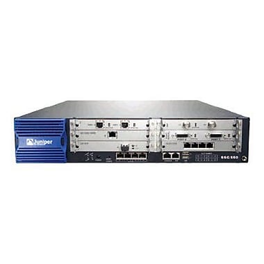 Juniper® SSG 550M Secure Services Gateway System, 1GB DRAM