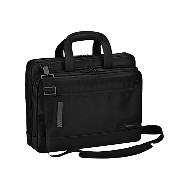 Targus® TTL414US 14in. Revolution Checkpoint-Friendly Topload Laptop Case, Black