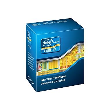 Core™ I7-3930K 64 GB DDR3 1600/1333/1066 Memory 3.2 GHz 64-Bit 6 Core i7 Processor