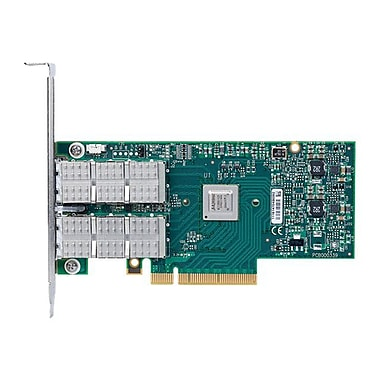 Mellanox® MCX354A-FCBT Gigabit Ethernet Adapter, 2 x SFP