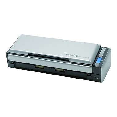 Fujitsu Scansnap S1300i Deluxe Bundle - Document Scanner - PA03643-B015