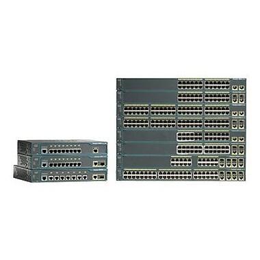 Cisco  Catalyst  WS-C2960-24PC-L Catalyst Ethernet Switch, 24 Ports