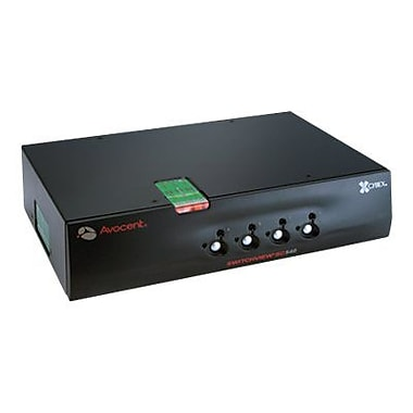 Avocent® SwitchView™ SC540-001 SC 400/500 Secure KVM Desktop Switch, 4 Ports