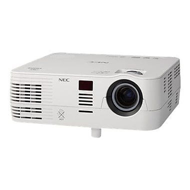 NEC NP-VE281X XGA Business Projector, White