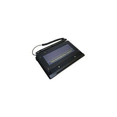 Topaz SigLite T-S461 1in.x5in. LCD Signature Capture Pad, HID-USB (T-S461-HSB-R)